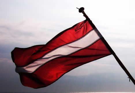 Ett stormigt 2009 för Lettland?