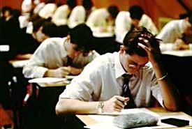 Test ska salla elever till elitklass