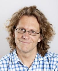 Olof Johansson-Stenman Bild: Johan Wingborg/Göteborgs universitet